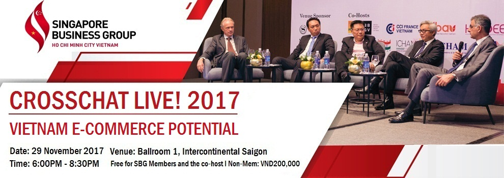 20171129 CrossChat Live - Vietnam E-Commerce Potential - BANNER 1