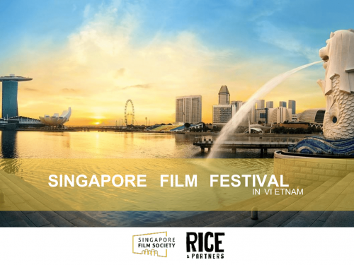 Co-hosted Event: Singapore Film Festival 2018