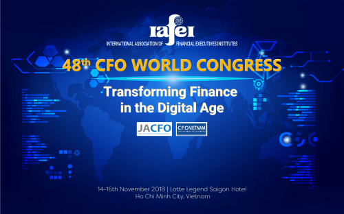 Co-Hosted Event: The 48th CFO World Congress - IAFEI