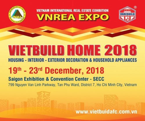 Co-Hosted Event: Vietbuild Home 2018