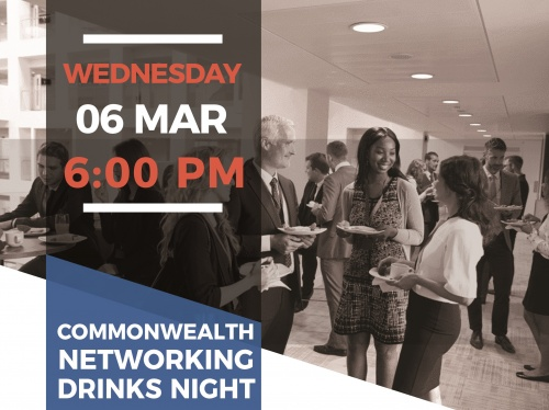 Co-Hosted Event: Commonwealth Chamber Neworking