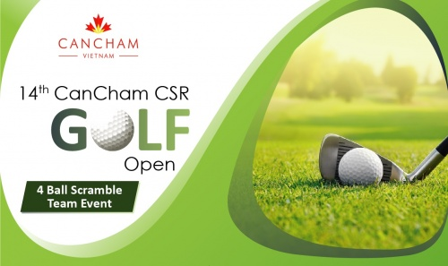 Co-hosted Event: CanCham's CSR Golf Open