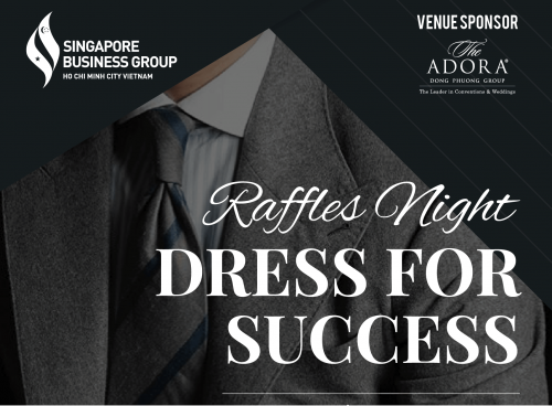 RAFFLES NIGHT - DRESS FOR SUCCESS