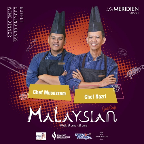 Co-hosted Event: Malaysian Guest Chefs