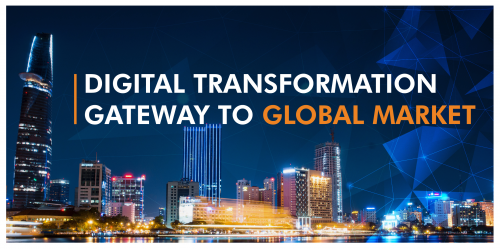Co-hosted Event: Digital transformation - Gateway to global market