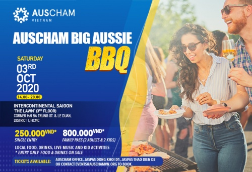 SBG CO-HOST [AUSCHAM] AUSCHAM BIG AUSSIE BBQ