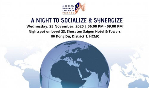 CO-HOST EVENT [MBC] A NIGHT TO SOCIALIZE & SYNERGIZE