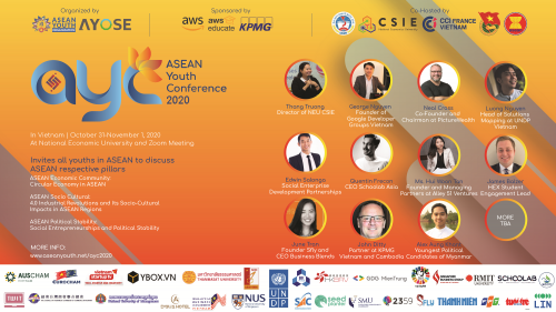 CO-HOST WEBINAR: ASEAN YOUTH CONFERENCE (AYC)