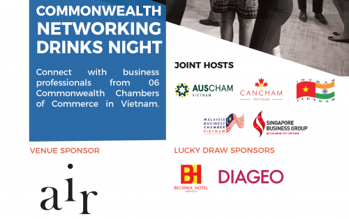 CO-HOSTED EVENT: COMMONWEALTH NETWORKING NIGHT