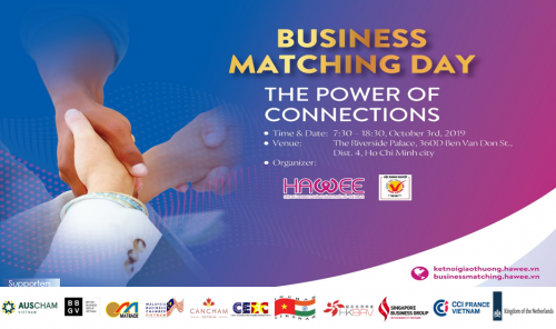 Co-hosted Event: HAWEE Business Matching Day -