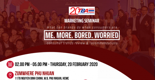 CO-HOSTED EVENT: MARKETING SEMINAR