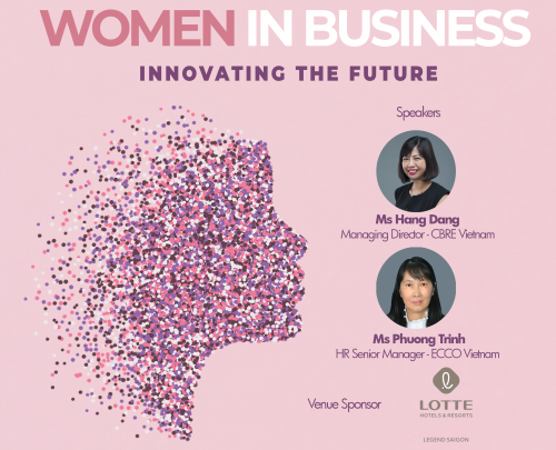 Co-hosted Event: Breakfast Seminar: Women In Business - Innovating The Future