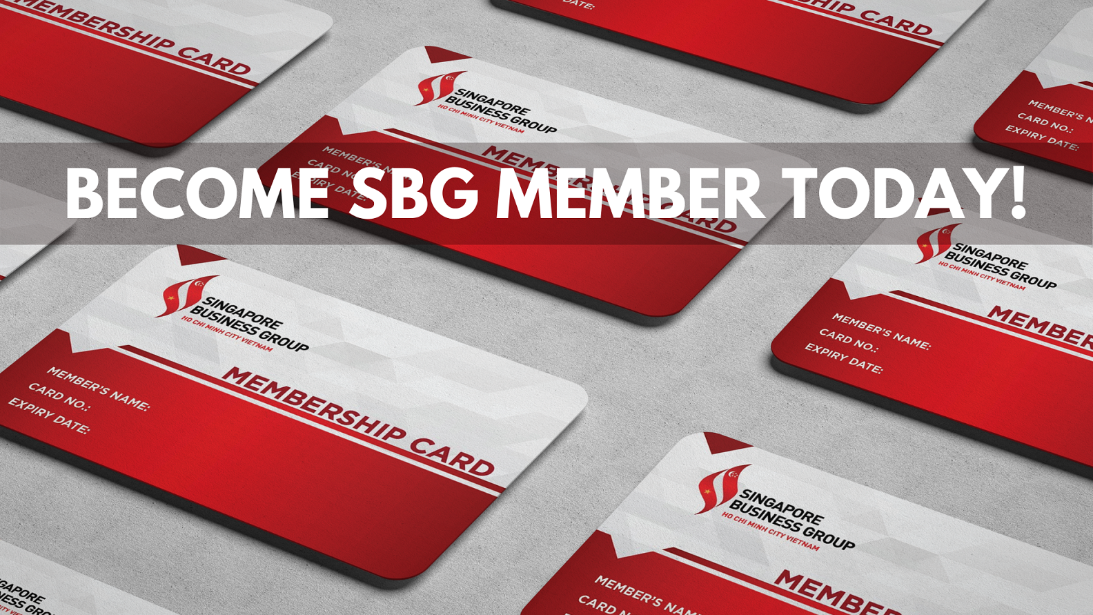 BECOME SBG MEMBER TODAY